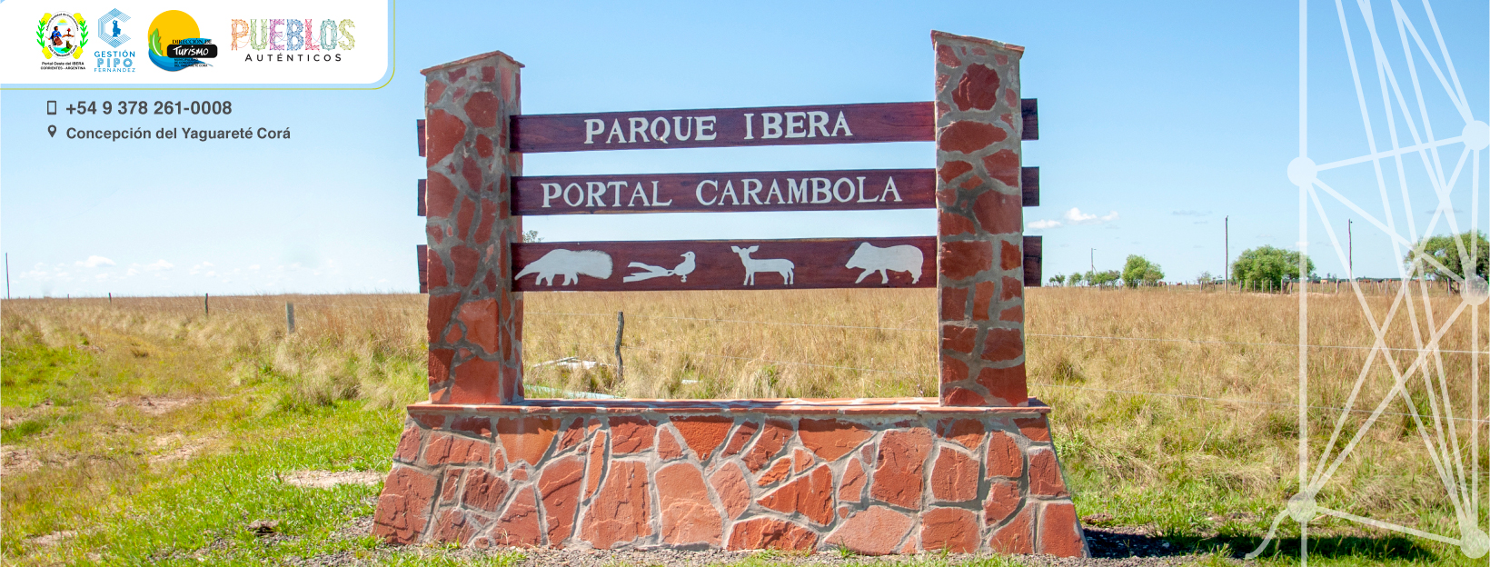 Parque Iberá - Portal Carambola